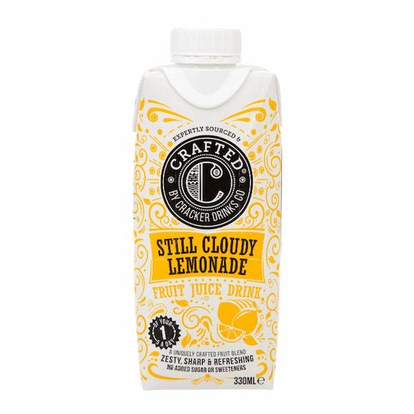Crafted Still Lemonade 330ml