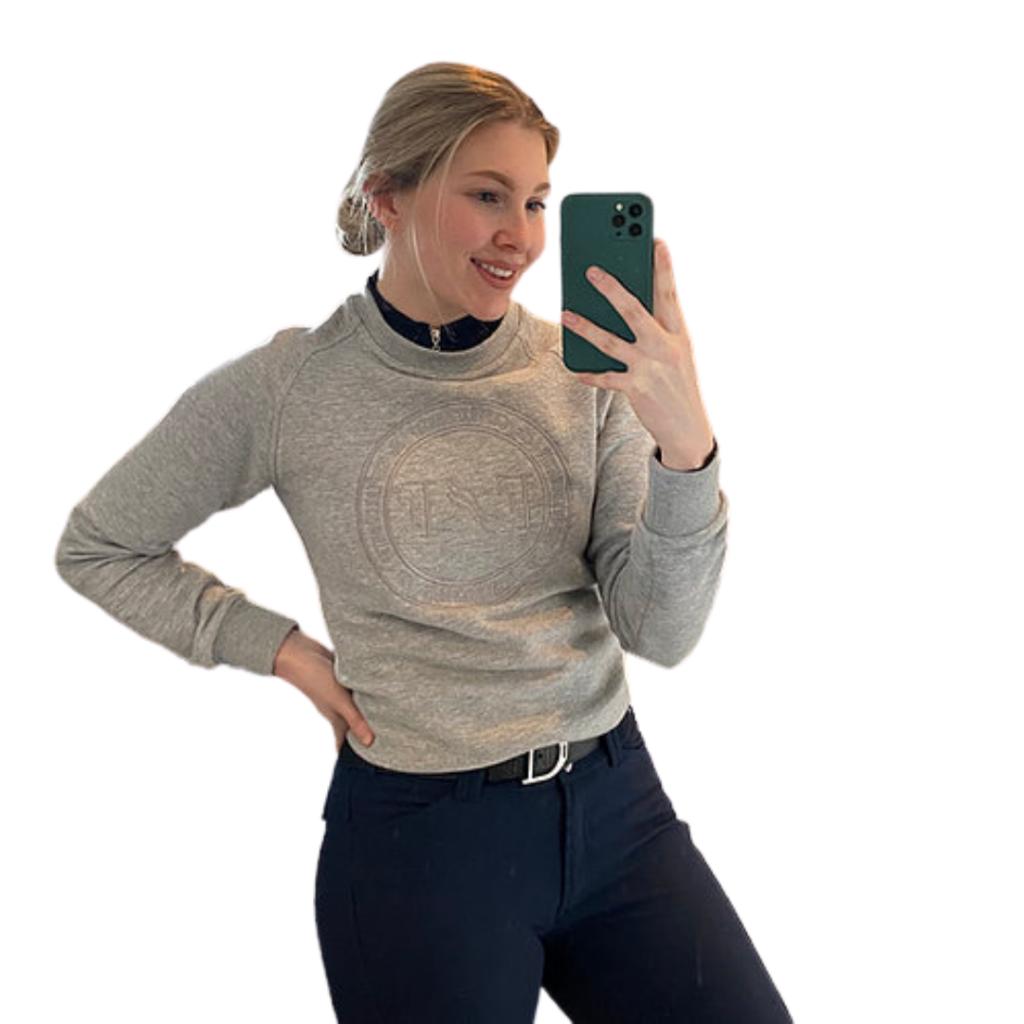 F&F x SXC Sweatshirt grey