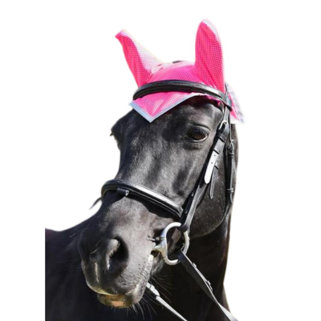 Dark horse Pro airtex ear bonnet - Pink
