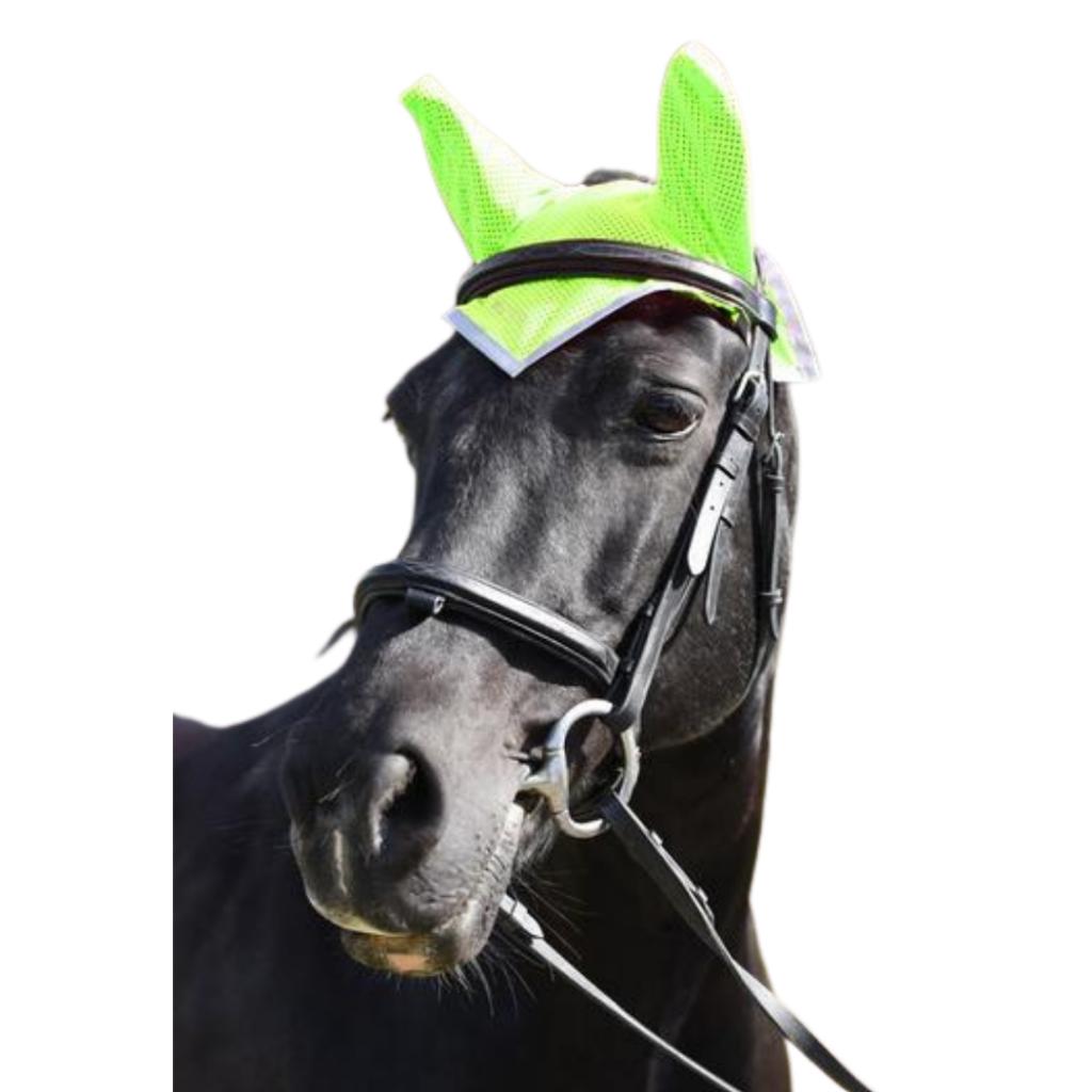 Dark horse Pro airtex ear bonnet - Yellow
