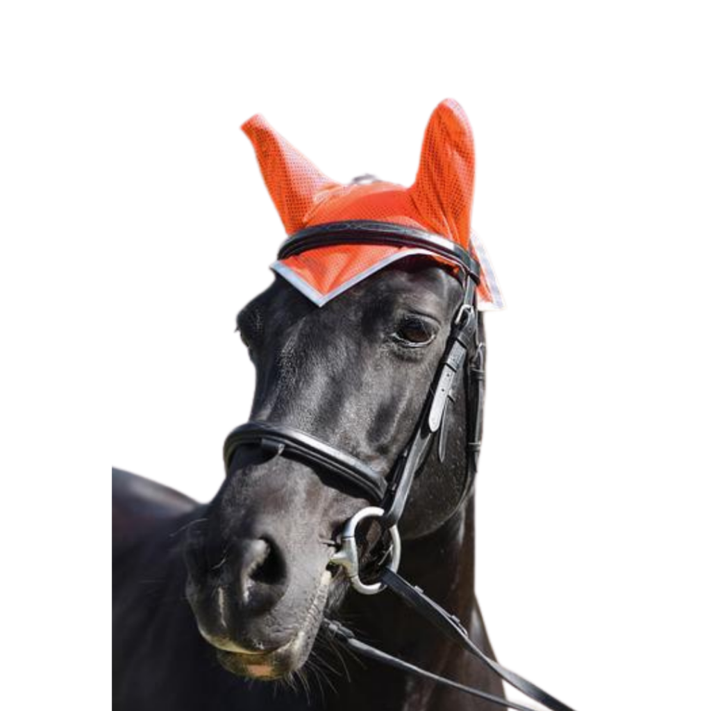 Dark horse Pro airtex ear bonnet - Orange