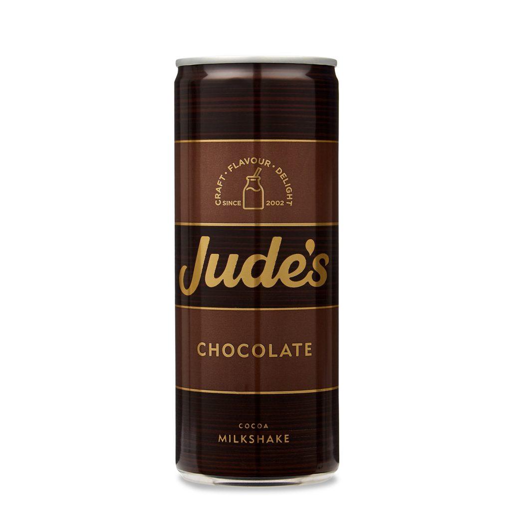 Jude's Chocolate Milkshake 250ml Can