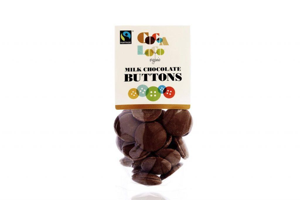 Cocoa loca buttons