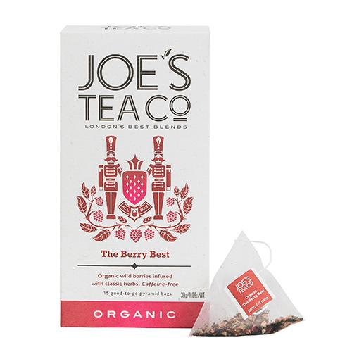 Joe's Tea Co. The Berry Best - Organic
