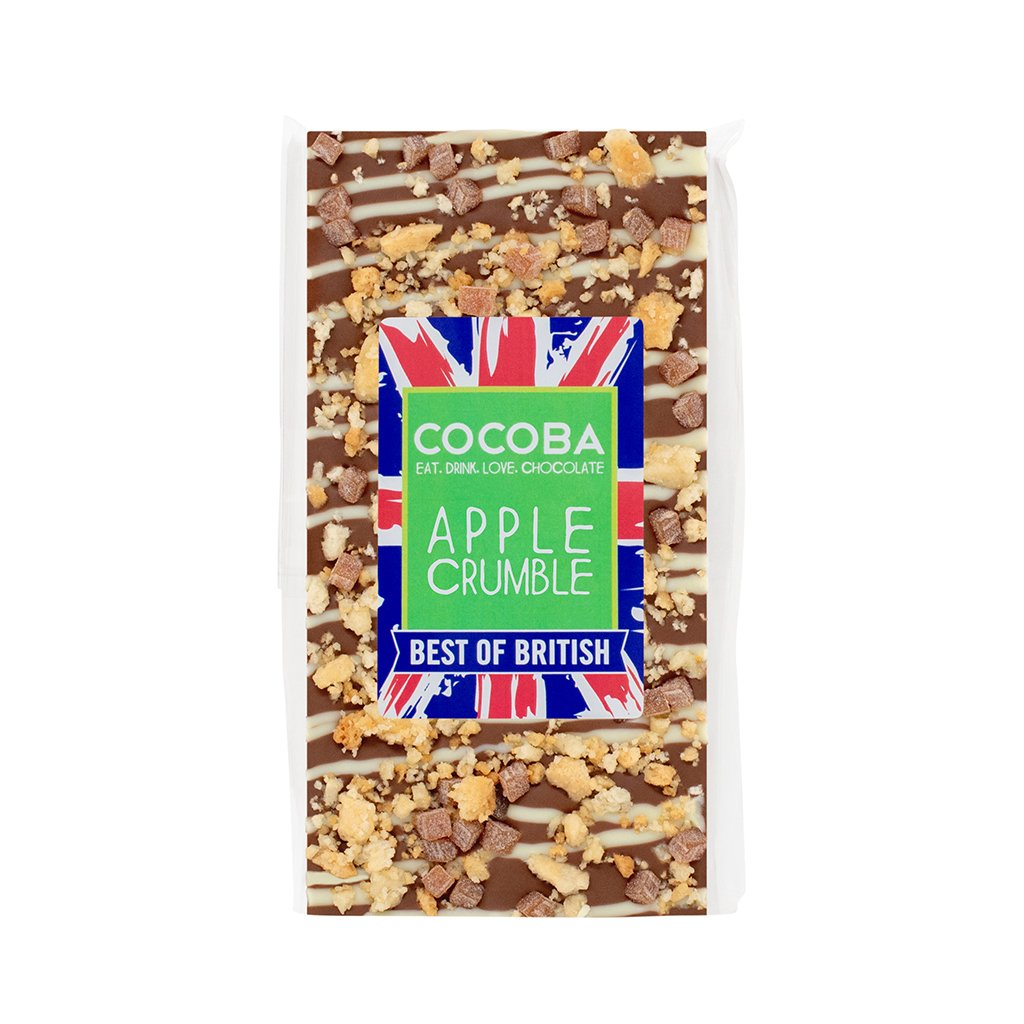 Cocoba Apple crumble