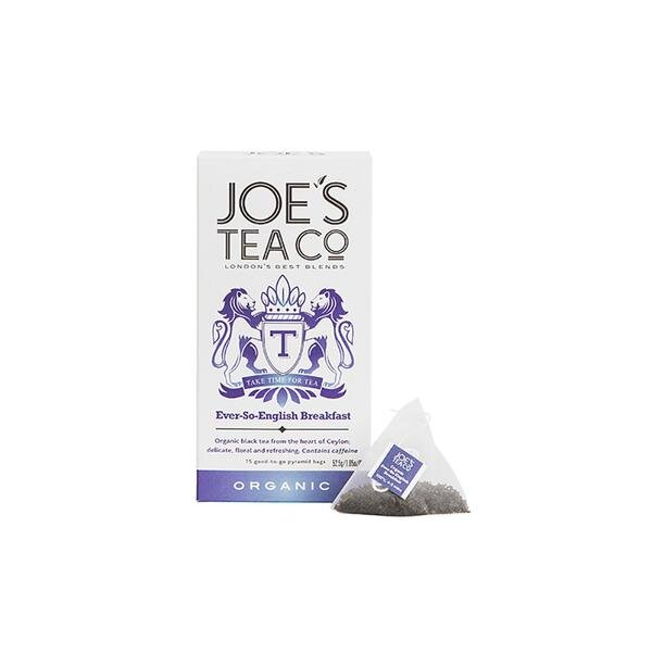 Joe's Tea Co. Ever-So-English Breakfast - Organic