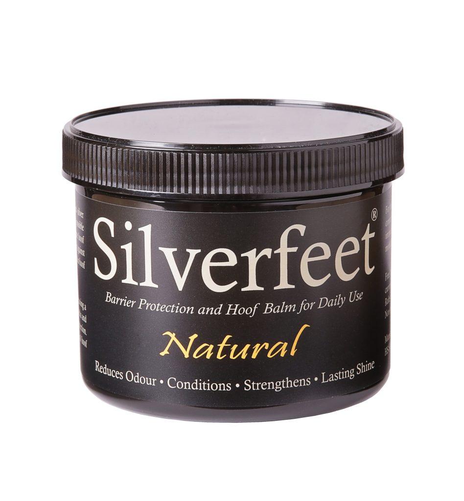Silverfeet natural hoof balm