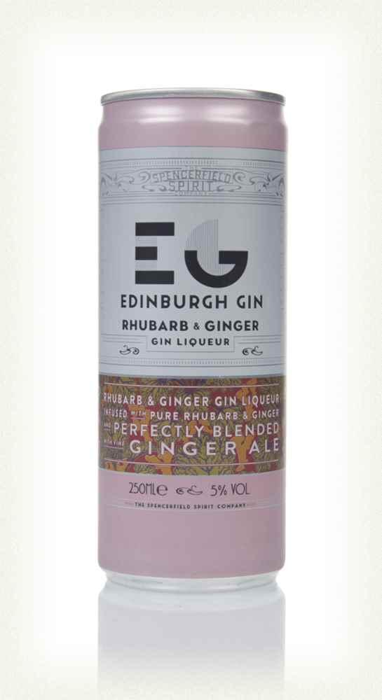 Edinburgh Rhubarb & Ginger - 250ml