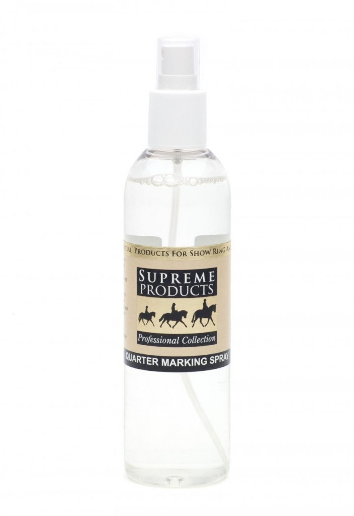 Supreme Quarter marker spray
